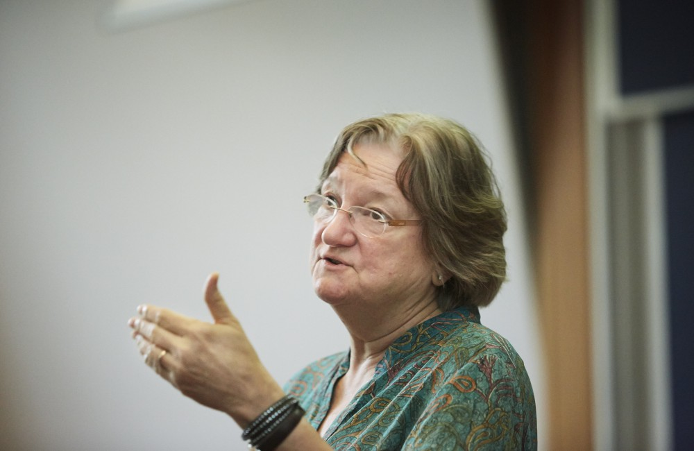 Gästprofessor Jody Deming