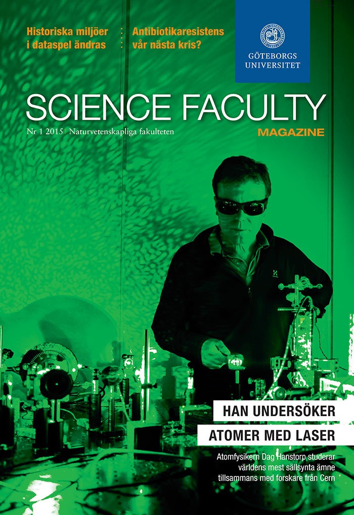 Science Faculty Magazine Nr 1 2015