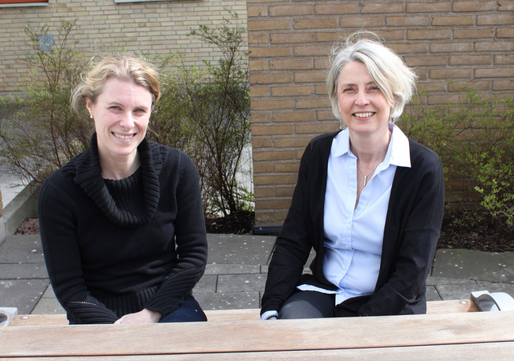 Helen Lindqvist and Anna Winkvist make use of metabolomics in nutrition research.